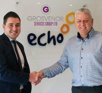 Grosvenor joins Echo Group
